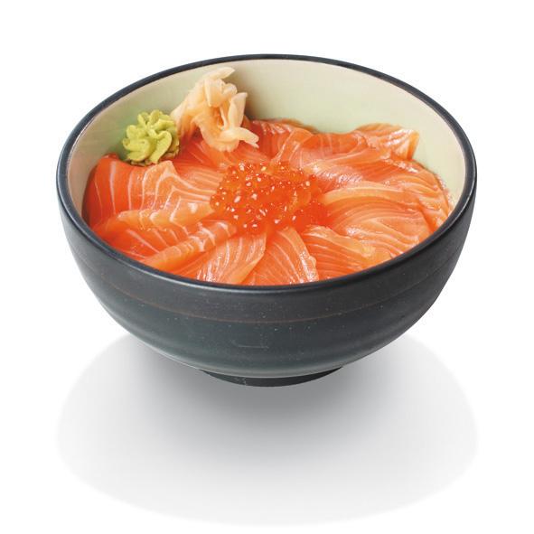 SUSHI SPECIALITY-salmon ju