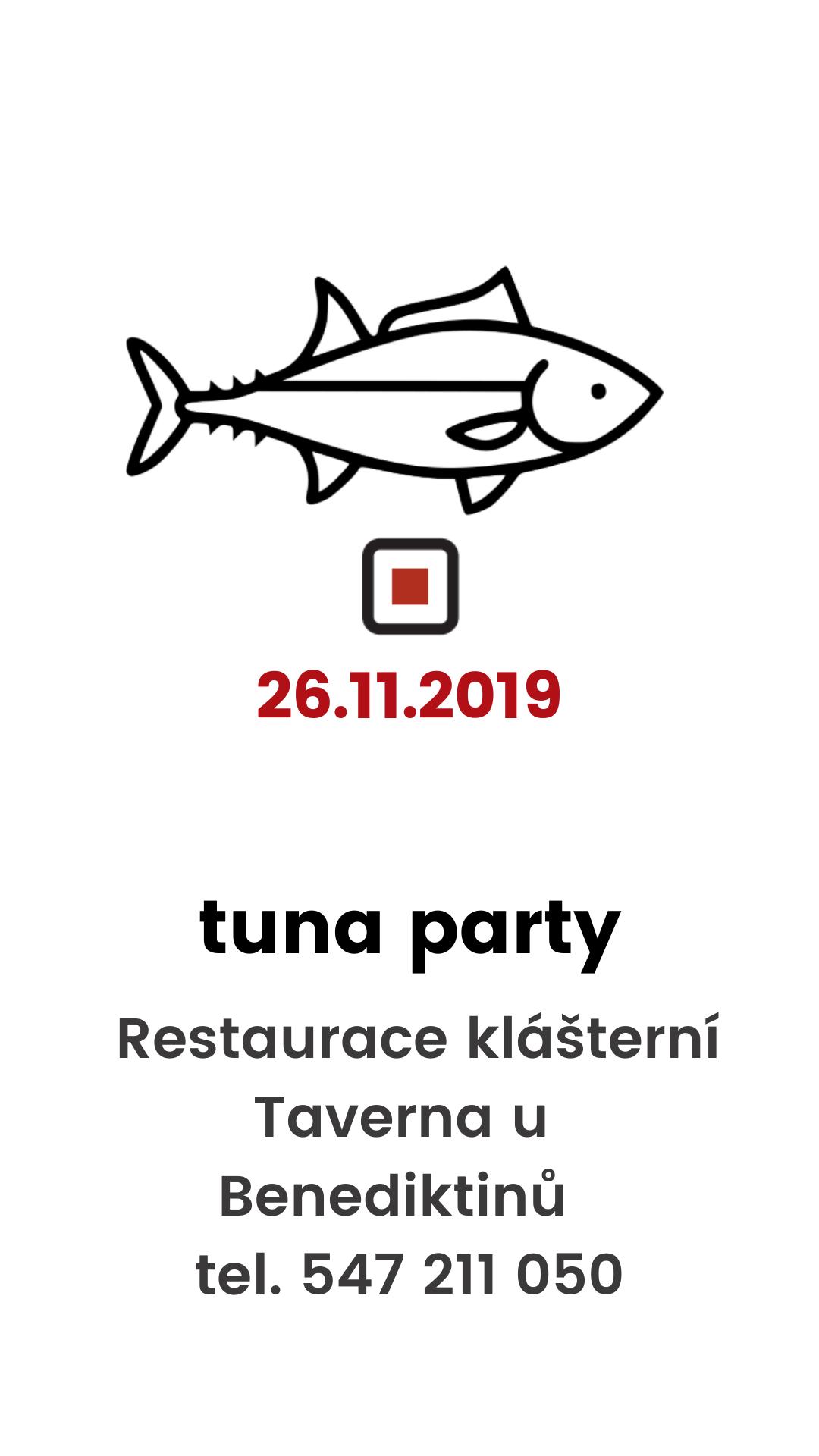 tuna party new